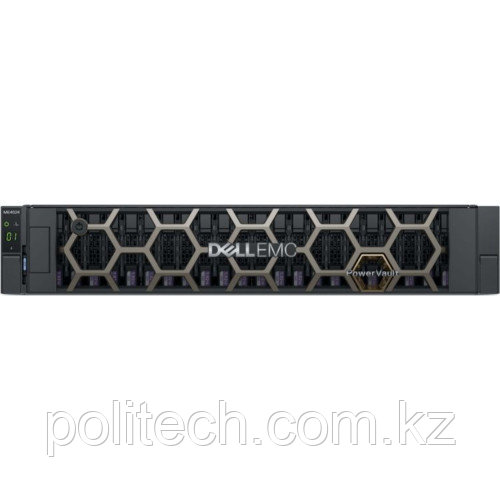 Дисковая СХД Dell ME4024 210-AQIF-63 (Rack)