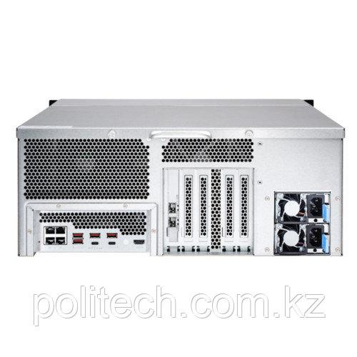 Дисковая СХД Qnap TS-2483XU-RP TS-2483XU-RP-E2136-16G (Rack)