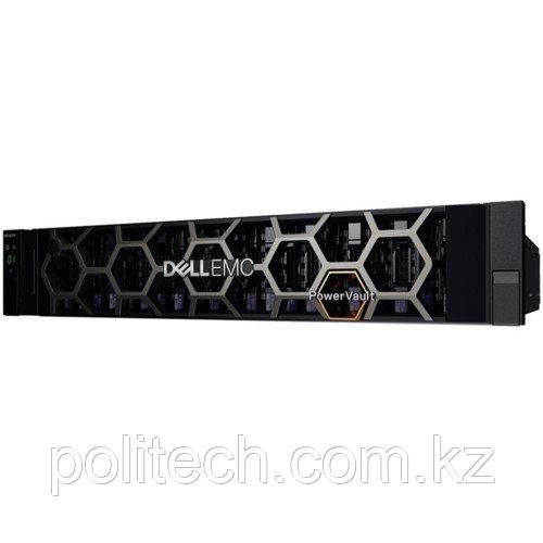 Дисковая СХД Dell PowerVault ME4024 210-AQIF-18 (Rack)