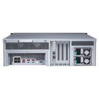 Дисковая СХД Qnap TVS-1672XU-RP-i3-8G (Rack)