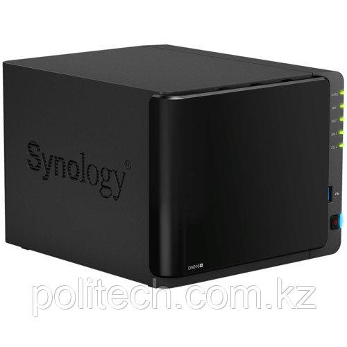 Дисковая СХД Synology NAS-сервер Synology DS916+ (2GB) 4xHDD (Tower)