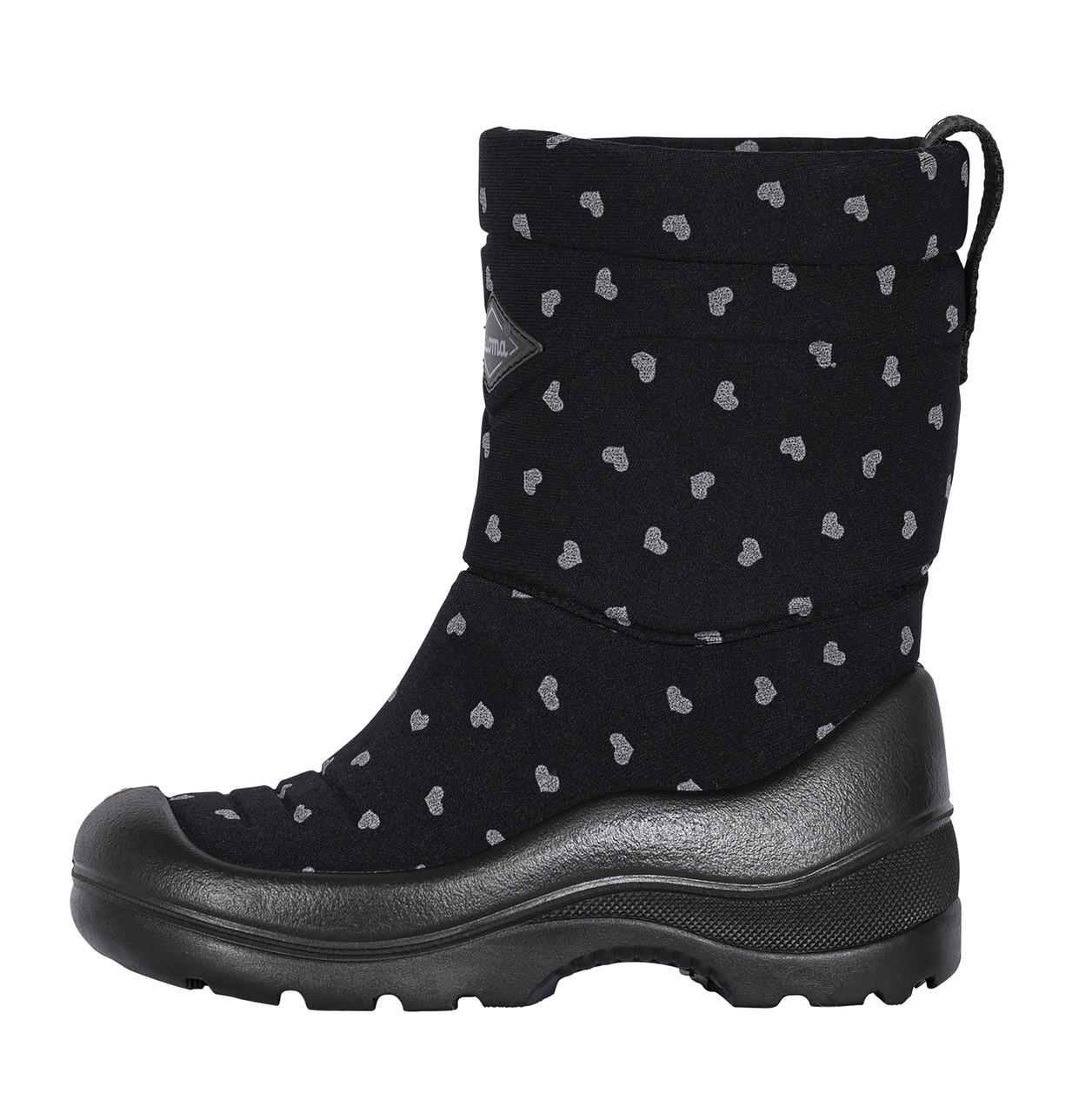 Обувь детская Kuoma Lumi Snow Black Cute