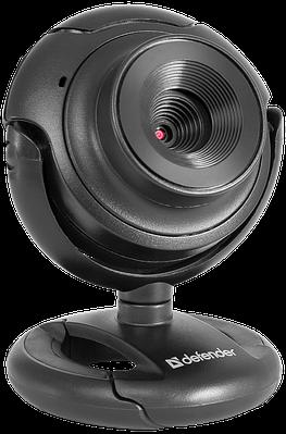 Веб-камера Defender C-2525HD черный