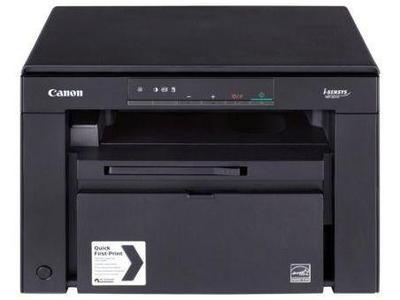 Лазерное МФУ Canon MF3010 черный