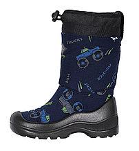 Обувь детская Kuoma Snow snowlock Blue Monster