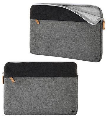 """Чехол для ноутбука Hama Florence 00101566 up to 13.3"""" черный-серый"""