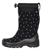 Обувь взрослая Kuoma Snow snowlock, Black Cute