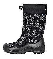 Обувь взрослая Kuoma Snow snowlock, Black Wheel