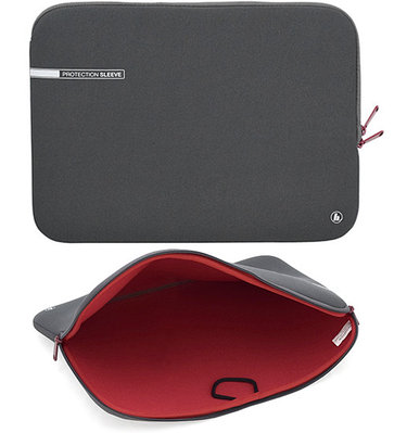 Чехол для ноутбука Hama Neoprene 00101549 up to 13.3 серый