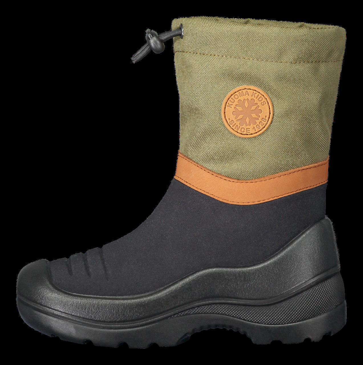 Обувь детская Lumiloru, Green