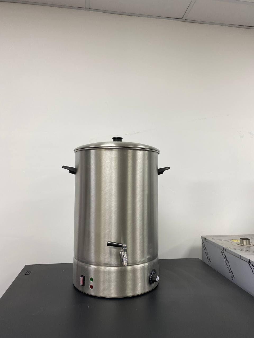 Чаераздатчик, Кипятильник 40 литров. Без Водомера