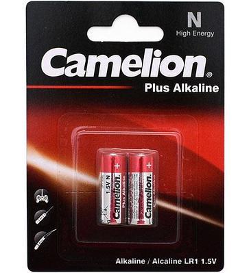 Батарейка Camelion LR1-BP2 alkaline 1.5V