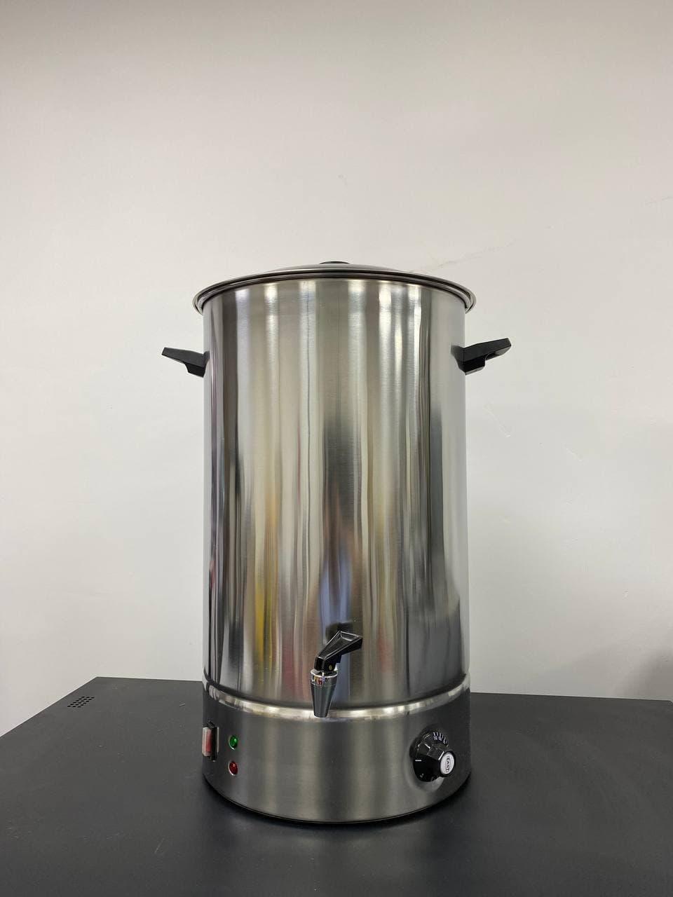 Чаераздатчик, Кипятильник 35 литров.
