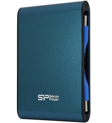 Внешний жесткий диск Silicon Power A80 SP020TBPHDA80S3B  2 TB синий