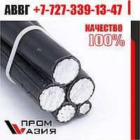 Алюминиевый кабель АВВГ, АВВГп, АВВГнг(A) Казахстан
