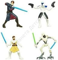 """Star Wars. Мини-фигурки персонажей саги """"Звездные войны"""" в ассортименте"""