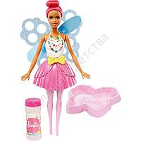 """Кукла Барби """"Фея с волшебными пузырьками"""" - Яркая"""
