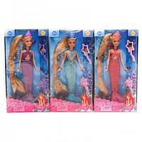 Кукла Defa Lucy Русалка с длинными волосами, в ассорт