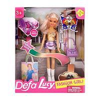 Кукла Defa Lucy Модница с аксессуарами, в ассорт