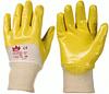Перчатки нитриловые лайт, частичное покрытие