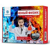 """Набор для опытов """"Юный физик"""" - Лед и пламень"""