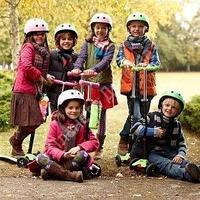 Самокат Maxi Micro, для детей от 5 до 12 лет!