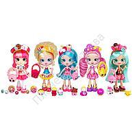 Куклы Shoppies Shopkins в ассортементе