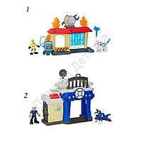 """Игровой набор Playskool Heroes """"Трансформеры"""" - Боты-спасатели"""