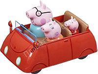 """Игровой набор """"Машина семьи Пеппы"""", Свинка Пеппа (Peppa Pig)"""