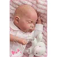 Кукла Реборн младенец Рамон, спящий, 40см