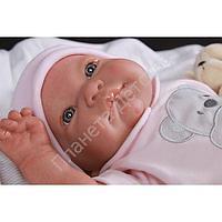 Кукла Реборн младенец Ника, 40см