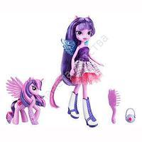 My Little Pony Equestria Girls Кукла Twilight Sparkle и пони (Сумеречная Искорка)