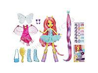 My Little Pony Equestria Girls Fluttershy Кукла-пони Флуттершай