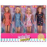 Кукла Defa Lucy в летнем платье, в ассорт