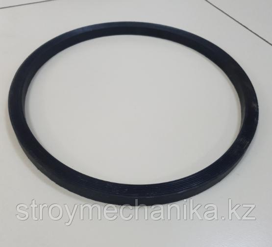Уплотнительная резина крышки на пневмонагнетатель СО 241