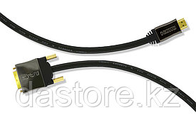 < = MrCable = > DVHDM-15.2-ART кабель DVI-HDMI, длина 15,2 м.