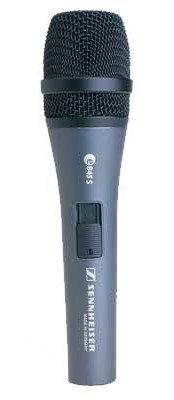Sennheiser E 845-S микрофон ручной, динамический, фото 2