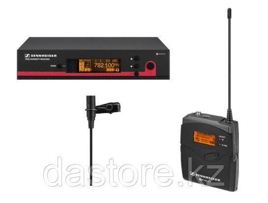 Sennheiser EW 112 G3-B-X микрофон петличка для студии, фото 2