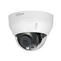 """Купольная видеокамера, Dahua, DH-IPC-HDPW1431R1P-0280B, CMOS-матрица 1/1.3"""" progressive, Механический"""