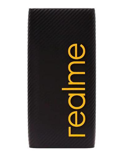 Realme Powerbank RMA156 black / RMA156 black