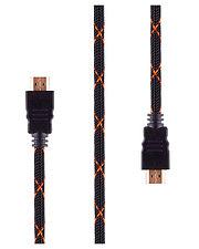Rombica кабель для видео ZX30B HDMI to HDMI, 2.0b, 3 м., черный /  CB-ZX30B