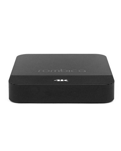 Rombica Медиаплеер Smart Box F2 Android 9.0, 4K Ultra HD (3840 × 2160), 2 GB RAM, Bluetooth / VPDB-03
