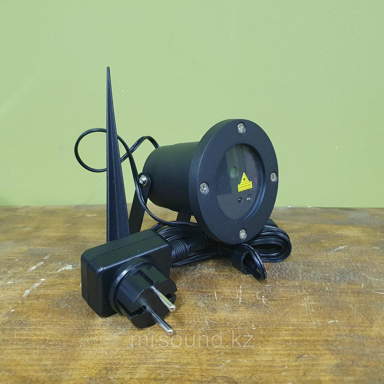 Лазер для наружного освещения (метал)