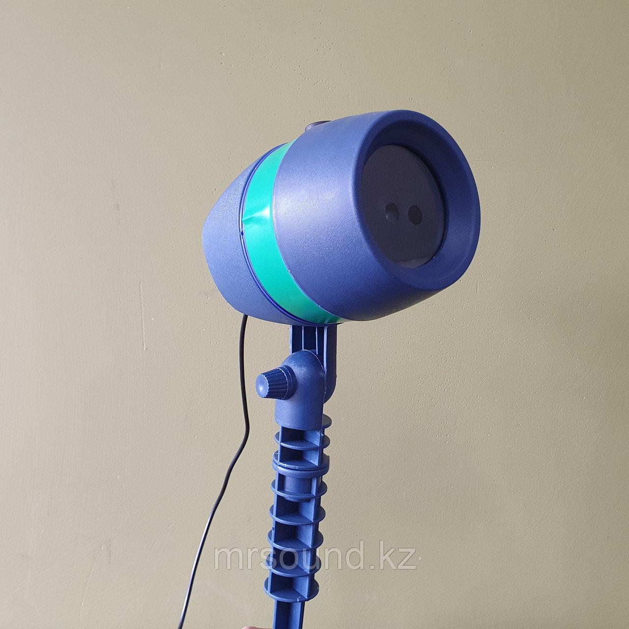 Лазер для наружного освещения (пластик)