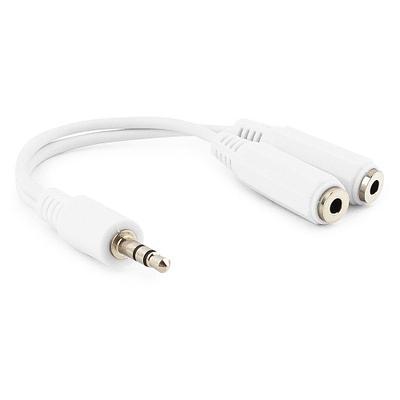 Аудиокабель Cablexpert CCA-415W, белый