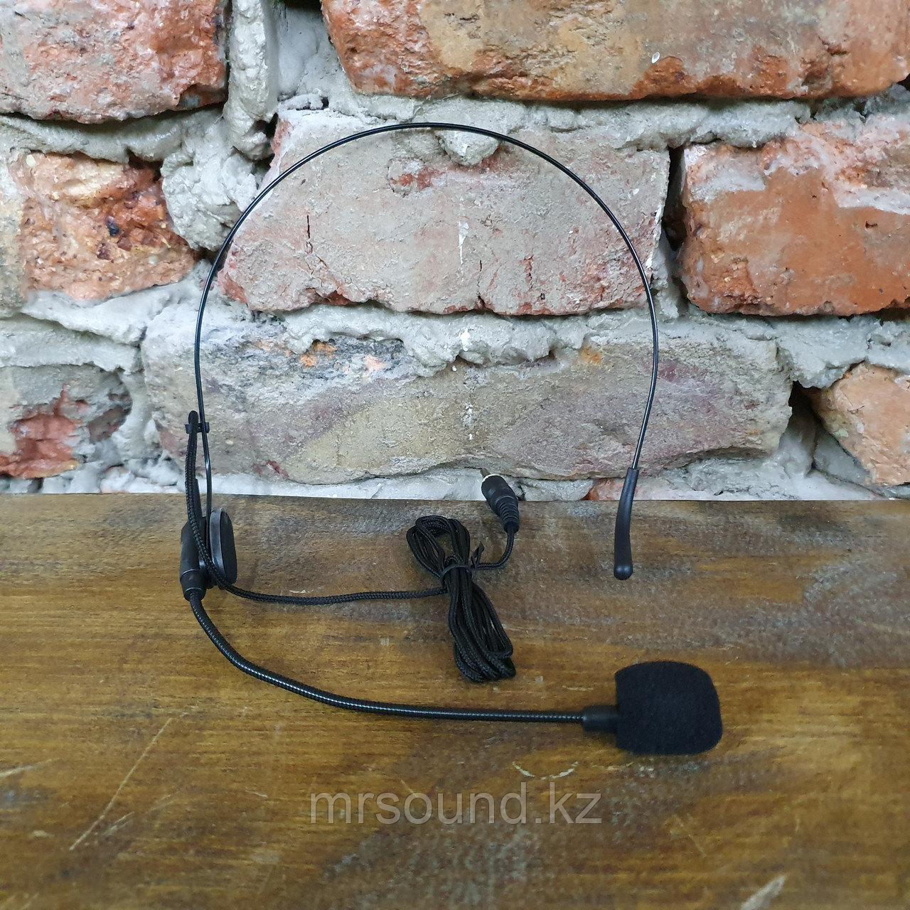 Головная гарнитура каб. 1 м. miniJack 3.5mm