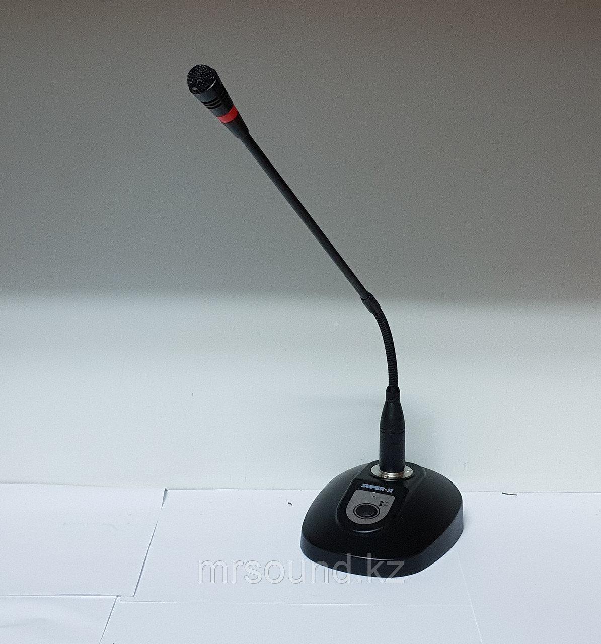 """Настольный микрофон голосового оповещения """"SUPER-2"""""""