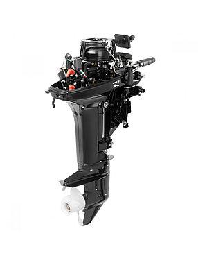 Двухтактный лодочный мотор HIDEA  HD9.9FHS PRO (326 см3), фото 2