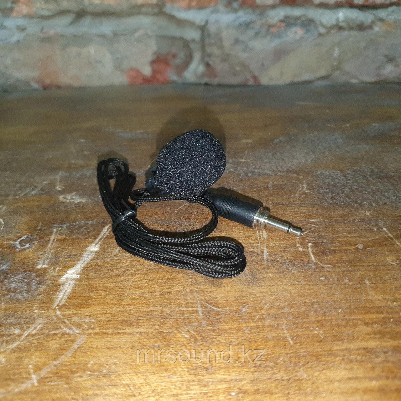 """Микрофон """"Петличка"""" каб. 90см. miniJack 3.5mm"""