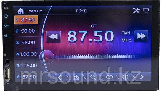 """2DIN Автомагнитола """"5-Element"""" E5-B5503 Bluetooth d """"6.2"""""""